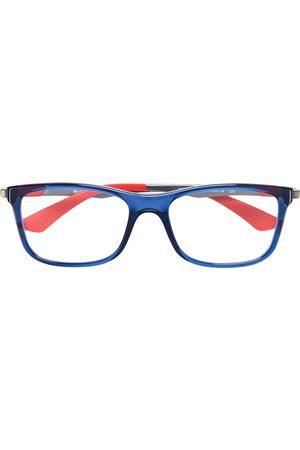 Ray-Ban Boys Sunglasses - Bicolour rectangular glasses