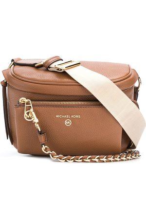 Michael Kors Women Luggage - Slater pebbled shoulder bag