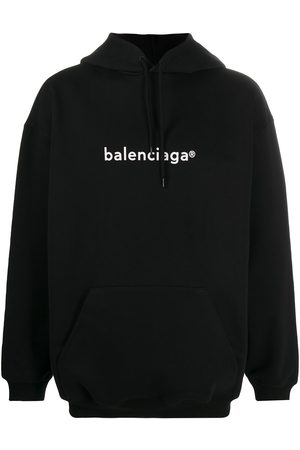 Balenciaga New Copyright relaxed-fit hoodie
