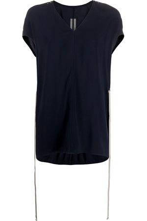 Rick Owens Gathered waist tunic