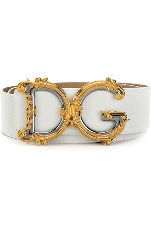 Dolce & Gabbana Baroque DG belt