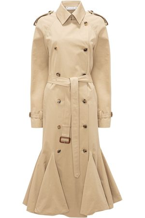 J.W.Anderson Bubble-hem trench coat