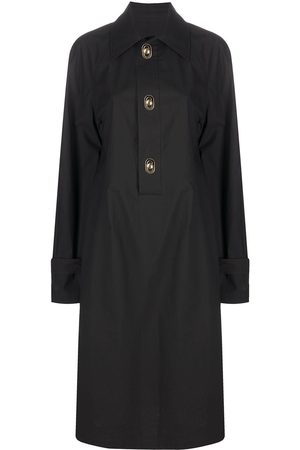 Bottega Veneta Long-sleeve shirt dress