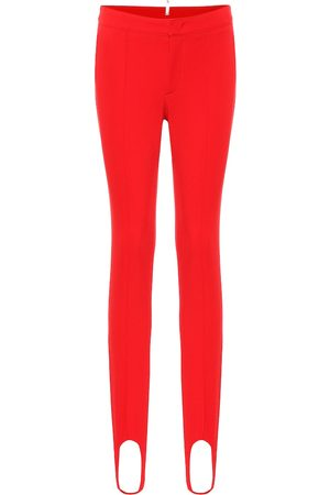 Moncler Stirrup stretch-twill ski leggings