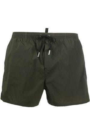 Dsquared2 Icon print swim shorts
