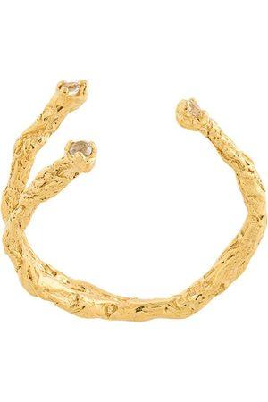 NIZA HUANG Moments 3 stone ring