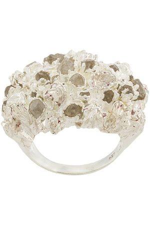 NIZA HUANG Quartz-embellished ring