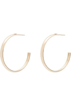 BY PARIAH 14K large hoop earrings