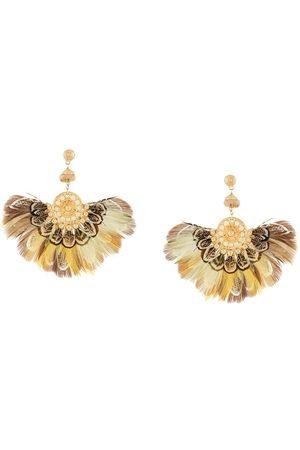 Gas Bijoux Agaia drop earrings