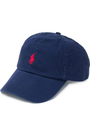 Ralph Lauren Embroidered logo baseball cap