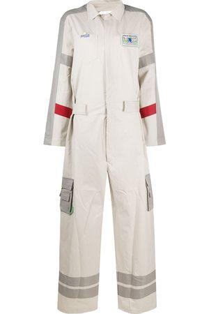 Ader Error Oversized colour block jumpsuit