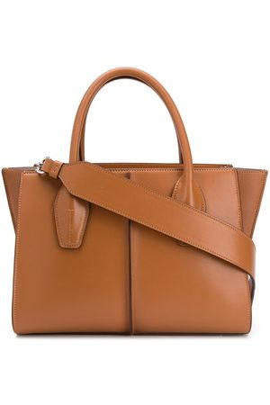 Tod's Leather shopper bag