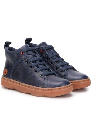 Camper Kids Lace-up ankle boots
