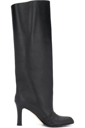 Manolo Blahnik Khomobi 90mm knee-high boots
