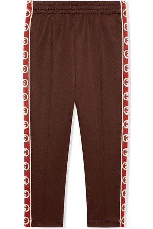 Gucci Interlocking G track pants