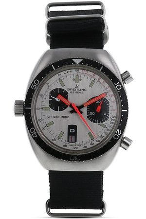Breitling 1970 pre-owned Chrono-Matic 44mm