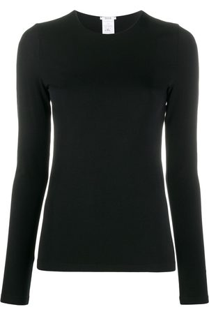 Wolford VISCOSE CREW NECK PULLOVER