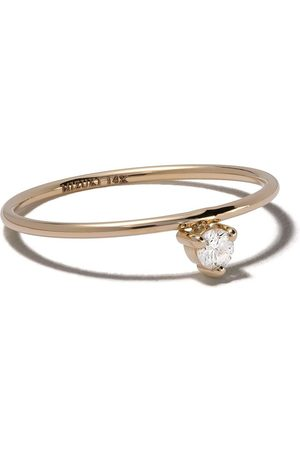 Mizuki Single Diamond Ring