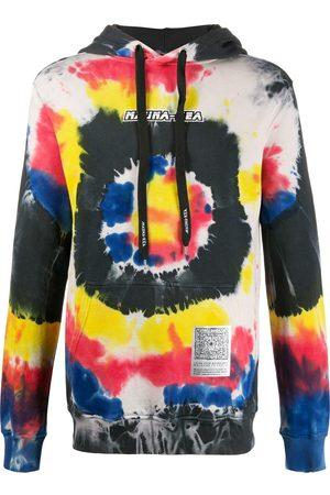 MAUNA KEA Tie-dye hooded sweatshirt