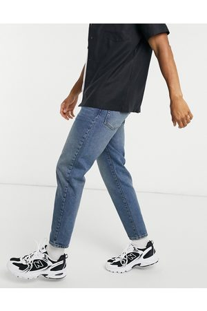 ASOS Classic rigid jeans in vintage dirty wash