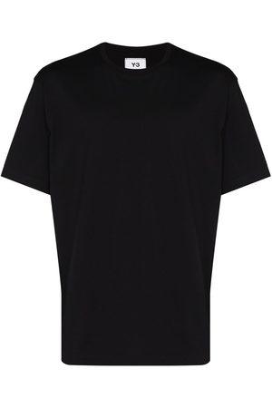 Y-3 Tonal logo-print T-shirt