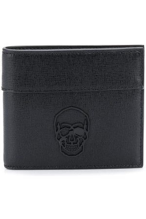 Philipp Plein Skull plaque wallet
