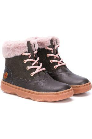 Camper Kids Ergo lace-up boots