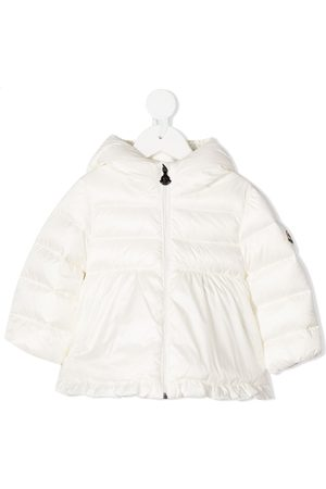 Moncler Padded zip-up down jacket