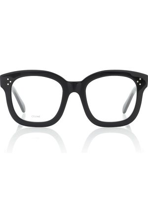 Celine Eyewear D-frame acetate glasses