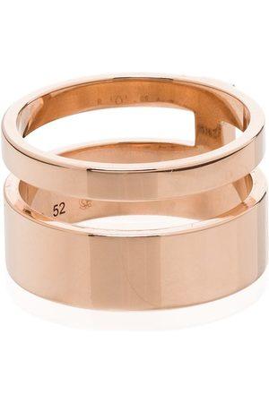 Repossi 18kt Berbere double ring