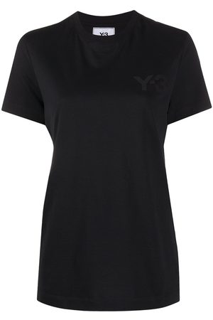 Y-3 Logo cotton T-shirt