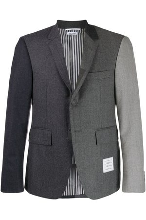 Thom Browne Super 120s Flannel Sport Coat