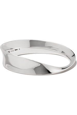 Georg Jensen Women Bracelets - Sterling silver Mobius bangle
