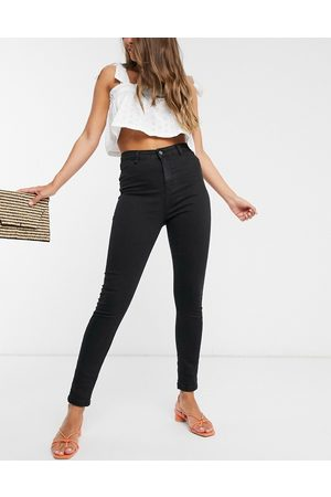 Urban Bliss High waisted skinny jeans in
