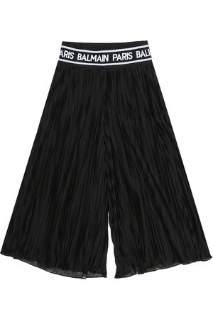 Balmain Plissé pleated pants