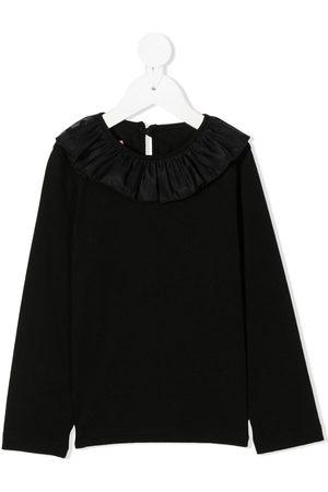 Wauw Capow Amina ruffle-trimmed T-shirt