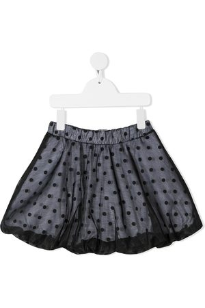 Wauw Capow Cloud spot print skirt