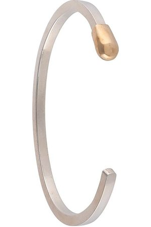 M. COHEN Large match bangle cuff