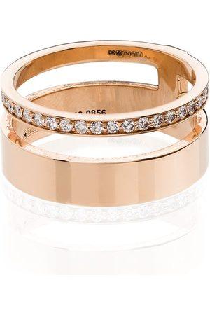 Repossi 18K Berbere Module diamond ring