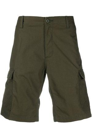 Carhartt WIP Side logo patch shorts