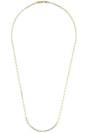NORTHSKULL Rectangular chain necklace