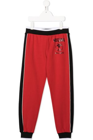 Moschino Panelled sweatpants