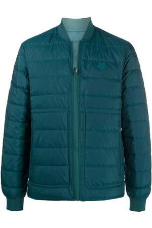 Kenzo Padded zip-up down jacket