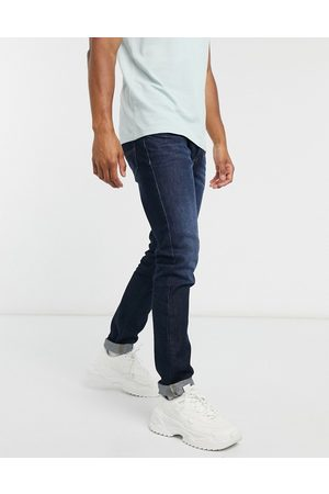 Diesel D-Luster slim fit jeans in dark wash