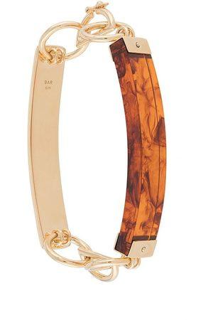 BAR JEWELLERY Barette mixed bracelet