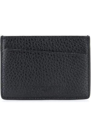 Maison Margiela Stitch detail leather cardholder