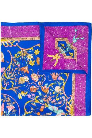 Hermès 1990s pre-owned Pierres D'Orient D'Occident scarf