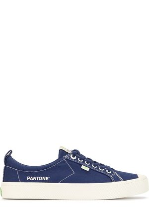 CARIUMA X Pantone Blueprint low-top sneakers