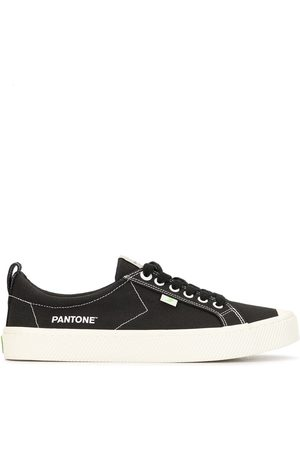 CARIUMA X Pantone Moonless Night low-top sneakers
