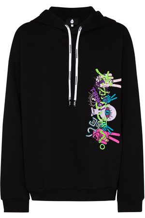 DUOltd Embroidered hoodie